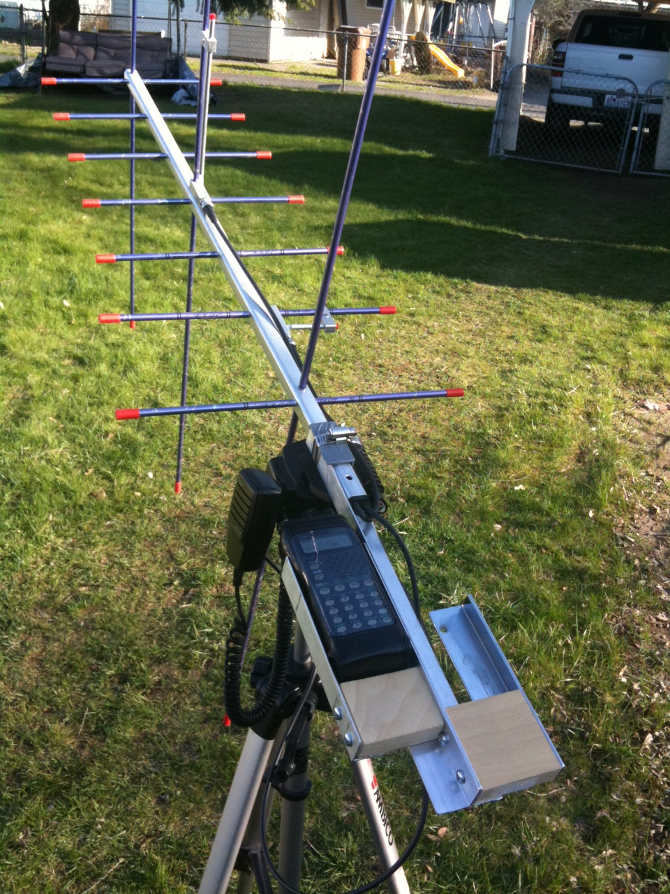 Are not amateur radio satellite tracking antenna remarkable